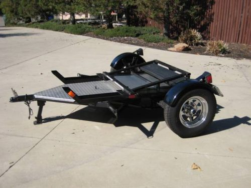 Kendon Quot Big Bike Quot Standup Motorcycle Trailer 1998