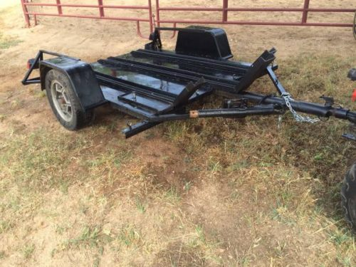 Motorcycle For Sale Texas >> 3-rail motorcycle dirt bike trailer - $700 (Austin) | Motorcycle Trailer