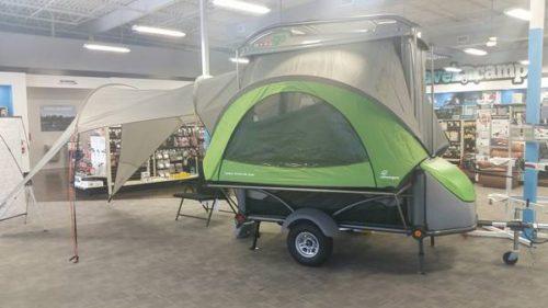 ... 2017 Sylvan Sport Go Tent C&er / Toy Hauler / Utility Trailer - $9499 (Jacksonville ... & 2017 Sylvan Sport Go Tent Camper / Toy Hauler / Utility Trailer ...