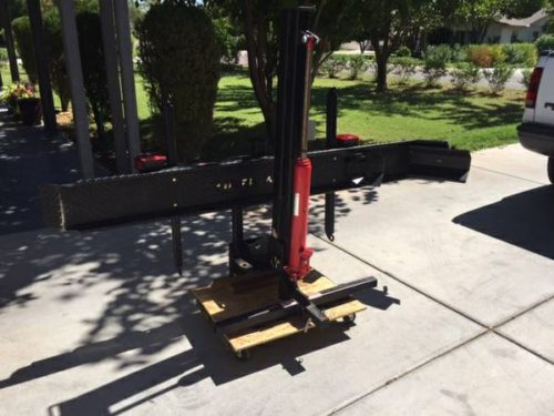 7 Pin Trailer Connector >> Mighty Hauler RV Motorcycle Carrier Lift - $750 (Phoenix ...