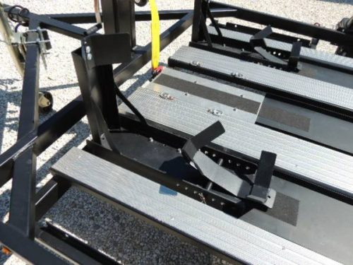 Motorcycle Loading Ramp >> Motorcycle trailer no ramp for two bikes - $2495 (Miami ...