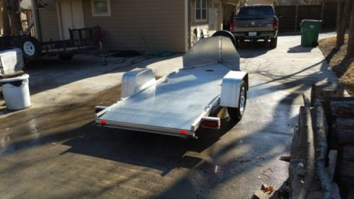 Aluma MC-10 Motorcycle Trailer - $1750 (Dallas ...