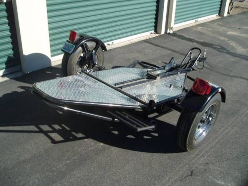 2004 Kendon Folding Motorcycle trailer - $1650 (Las Vegas ...