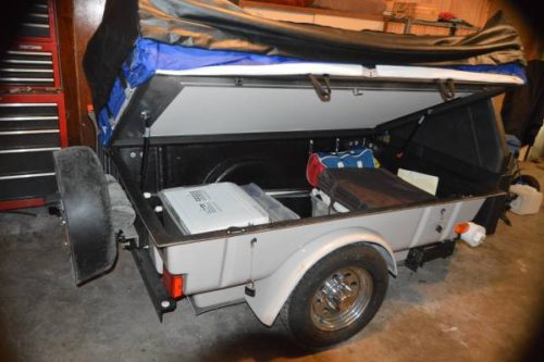 Aspen Classic Camper - Small for Motorcycle - $5000 ...
