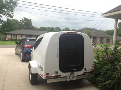 Little Guy Mypod For Sale 8000 New Orleans Motorcycle Trailer