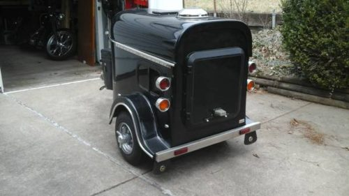 Small Cargo Trailers >> TRAILER PULL BEHIND TOW CARGO - $2000 (Kansas City ...