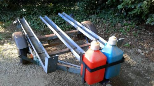 Trailer Hitch Motorcycle Carrier >> Holsclaw Motorcycle Trailer - $700 (San Francisco ...
