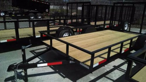 6x12 landscape trailer with wood floor 1150 atlanta for 6x12 wood floor trailer