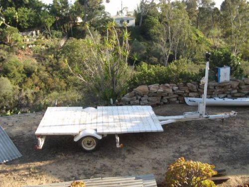 Hobie Cat trailer (boats - by owner) - $700 (San Diego