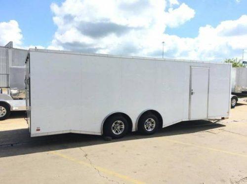 Spread Axle Trailer Weights : Cw spread axle car trailer k gvwr