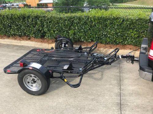 KEndon 3 rail motorcycle trailer - $2300 (Birmingham ...