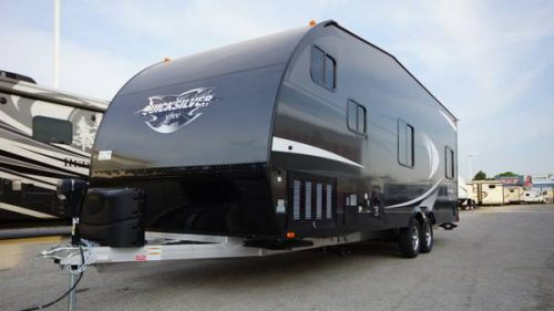 2017 8 5 X 28 Vrv Quicksilver Toy Hauler 33988