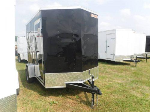Brand New 6 X 10 39 Salvation Enclosed Cargo Box Motorcycle Atv Trailer 2695 Greenville Tx
