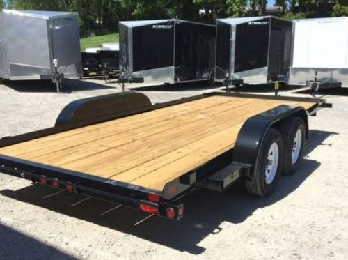 2017 16 39 big tex flatbed trailer new 2295. Black Bedroom Furniture Sets. Home Design Ideas
