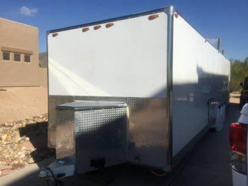 how to build a 2 car trailer