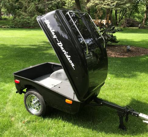 Matrix Rover Motorcycle Trailer Pull Behind 1300