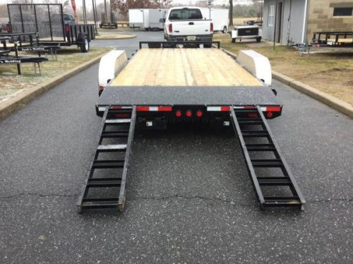 PJ CAR HAULER--1 Trailer/100 Jobs Done!!! - $3450 | Motorcycle Trailer