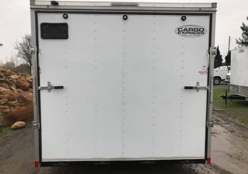 8 1/2' x22' Enclosed Car Trailer -------- CRAIGSLIST ...